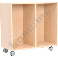 Cabinet for cushions