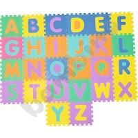 Alphabet matt
