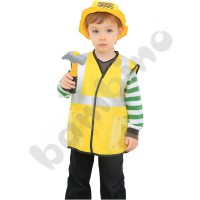 Costume with accessories - Builder