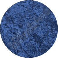Quiet tabletop Plus, round, 90 - blue