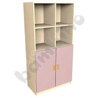 Cabinet big door -  capuccino