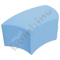 Carl seat light blue