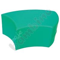 Carl seat green