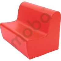 Big sofa red