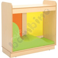 Flexi Relax cabinet open
